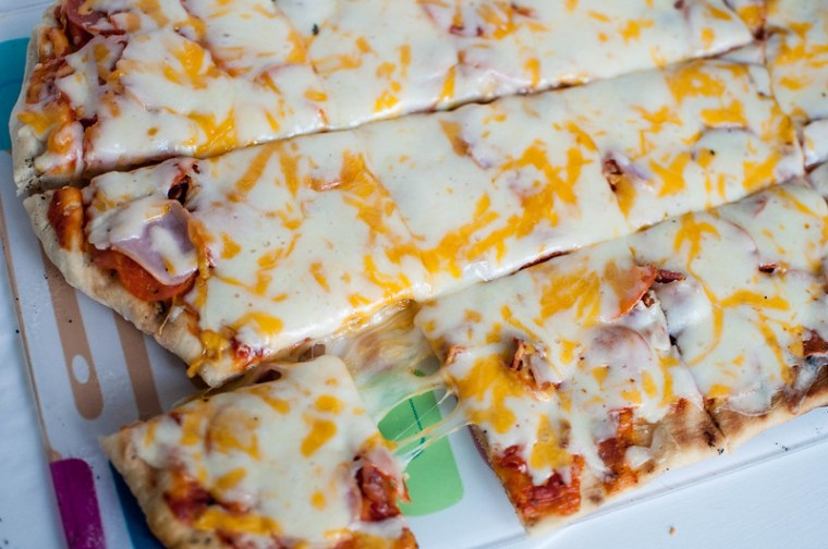 Grilled Pizza 4