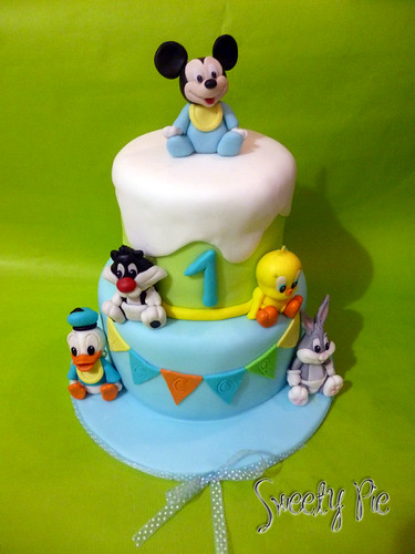 Mini Disney e Looney Tunes by Oh my Sweety Pie