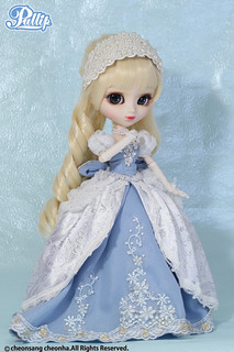 Princess Dahlia Cinderella