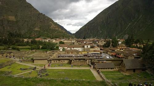 Vale Sagrado - Ollantaytambo by jailsonrp