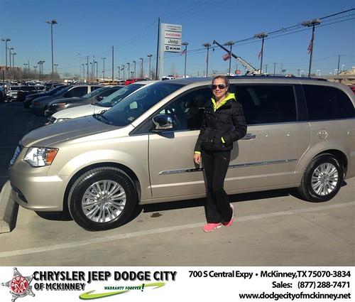 Dodge City McKinney Texas Customer Reviews and Testimonials-Marta Drozdowicz by Dodge City McKinney Texas