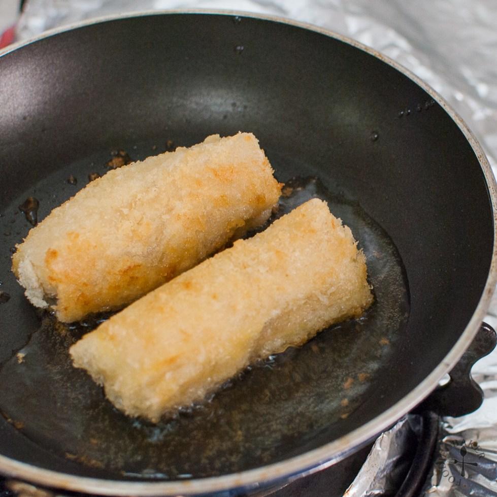 pan-fry until crispy