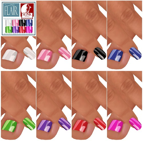 Flair - Nails Set 87