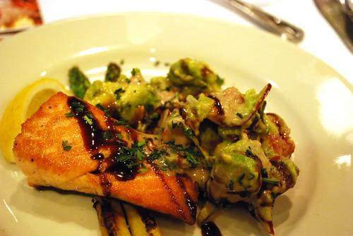 Salmon Fresca