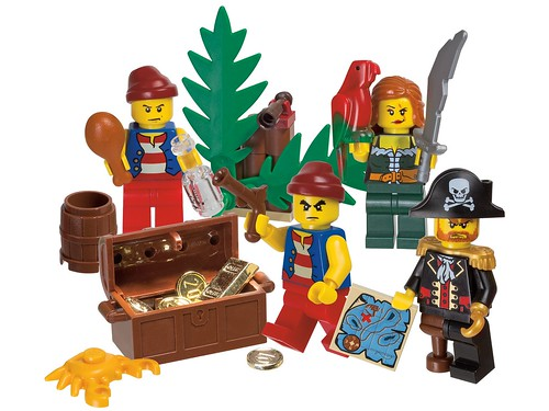 850839 LEGO Classic Pirate Set