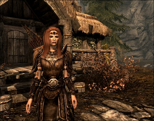New Skyrim Girl