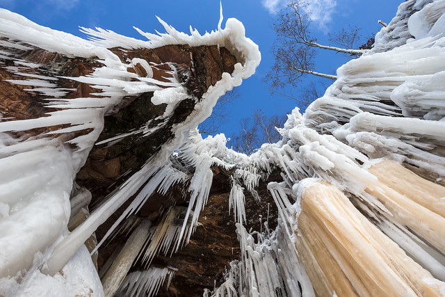 Ice Caves, Apostle Islands National Lakeshore