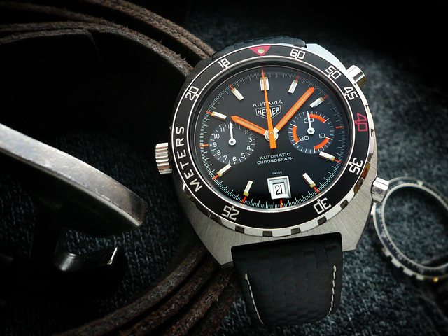 Autavia 11063 Alpha Orange Custom
