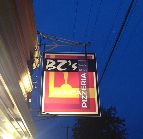 BZ Sign
