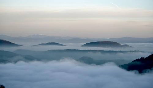 Jura Schweiz - - Schwarzwald Deutschland - 2013-11-18 by andreas.thomet