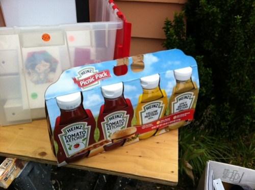Condiment pack