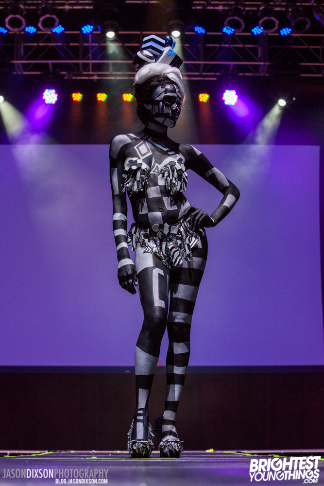 Kiki Dc Fashion Show
