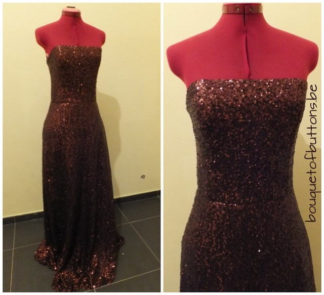 evening gown, avondjurk, frock