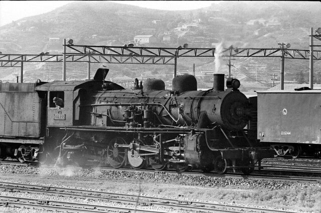 Mikasa Class 2-8-2 Korean National Railways