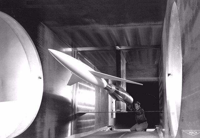 6- x 6-Foot Supersonic Wind Tunnel at Ames