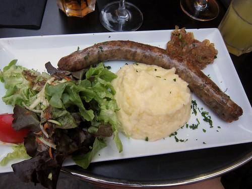 Toulouse Sausage