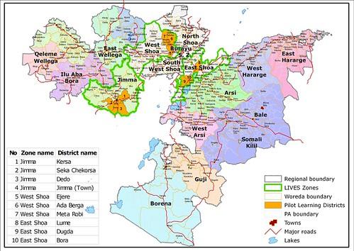 Oromia Administrative