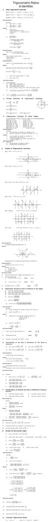 Maths Study Material - Chapter 24