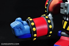 Banpresto One Piece WCF Mega Franky Shogun Review (14)