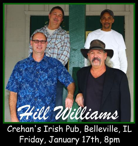 Hill Williams Band 1-17-14