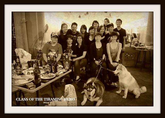 TTH Class Photo