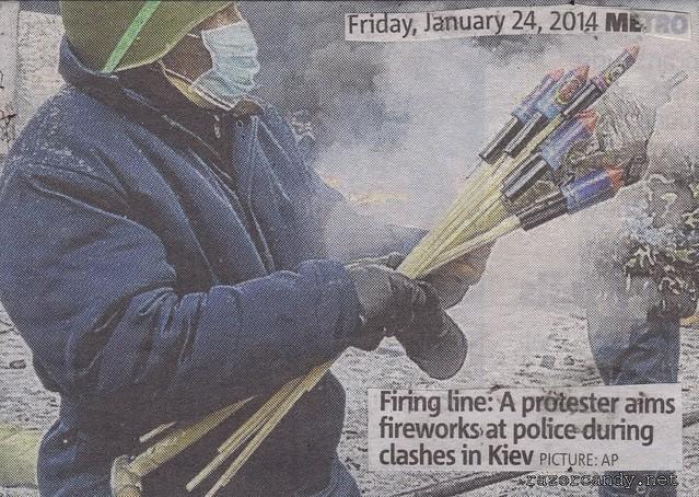 Kiev Protester (2)