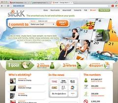 Health Datapalooza: StickK