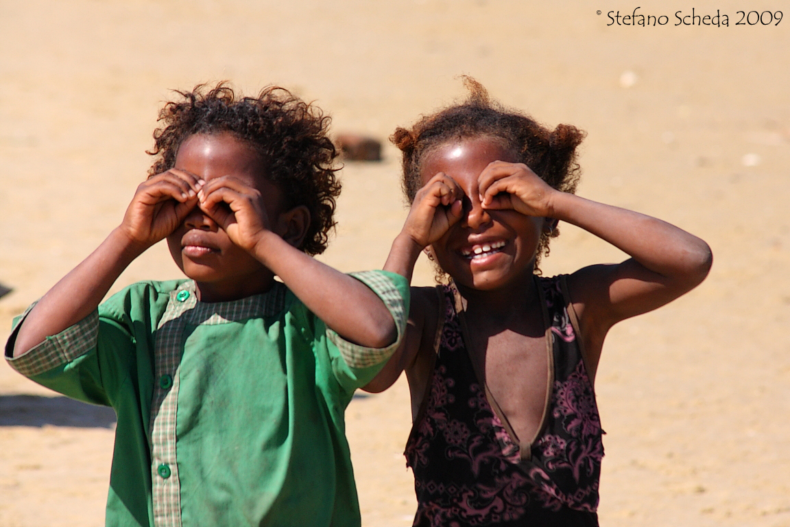 Through children eyes - Ifaty, Madagascar