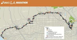 Maratón de Los Angeles 2014