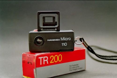 Hanimex Micro 110