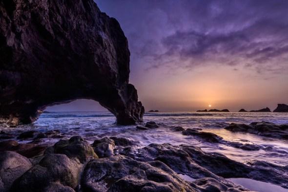 La Palma Sunset - Nikon D800E