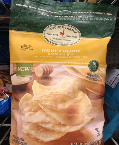 Archer Farms Honey Dijon Potato Chips