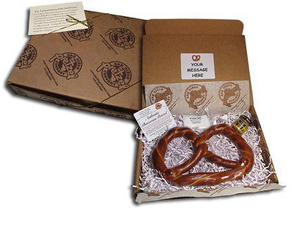 Jumbo Bavarian pretzel