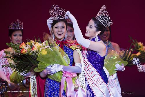 Miss Chinatown U.S.A. Pageant 2014 by davidyuweb