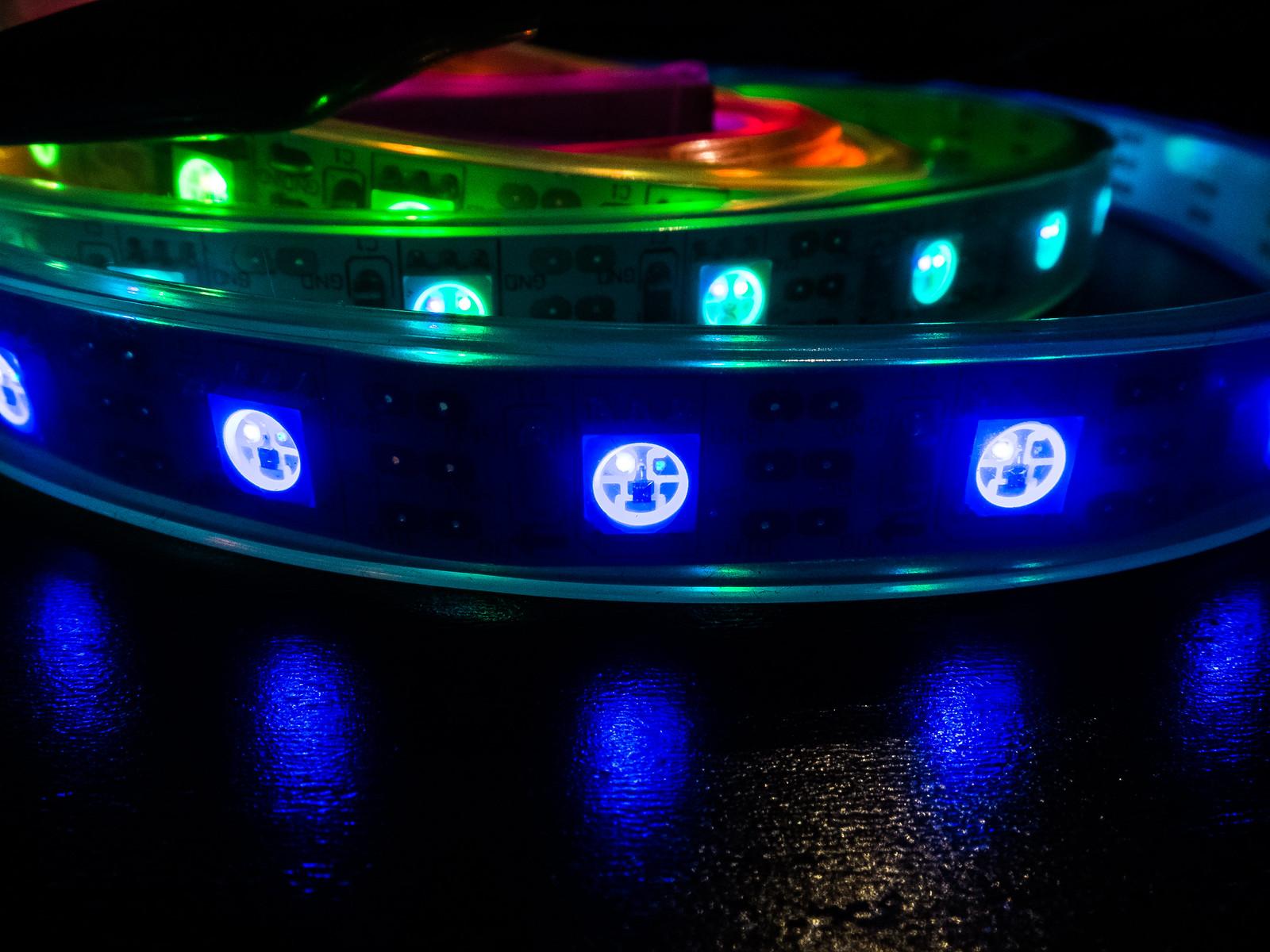 60 LEDs per meter! by wwward0