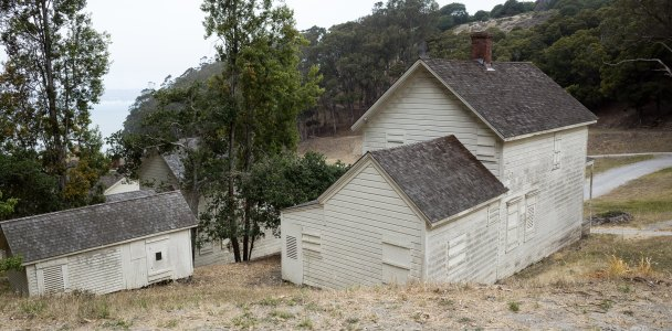 Angel Island Officers' Quarters