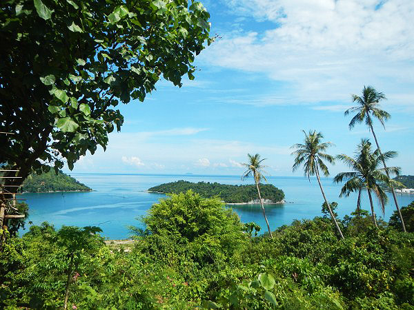Birunya Laut Pulau Weh