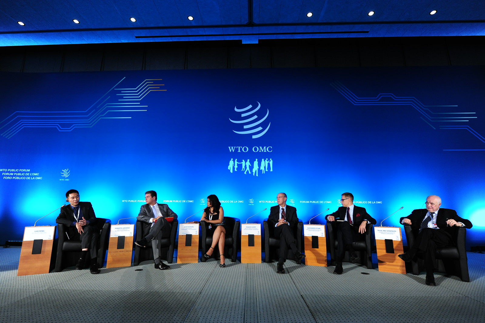 Demokratisk underskudd i WTO. Foto: WTO