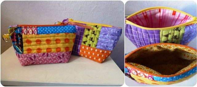 Bee Blessed Craft Table pouches