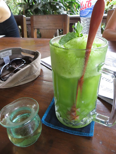 iced mint thingy