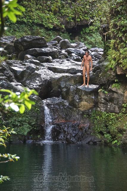 naturist 0008 Na'ili'ili-haele, Maui, Hawaii, USA