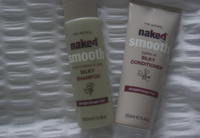 naked smooth shampoo conditioner