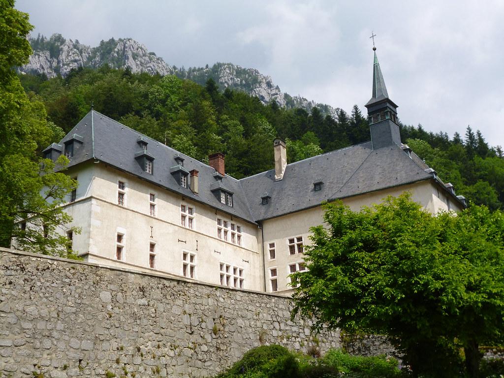Le musée du monastère de la Grande Chartreuse