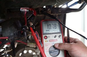 Troubleshooting Starter Solenoid  Scooter's Power Sports