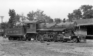 Swamp Rabbit Engine 5
