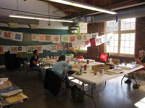 HankiePankie Screenprinting Workshop