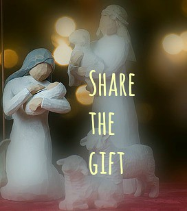 Share the gift