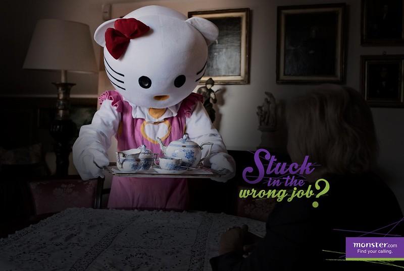 Monster - Hello Kitty
