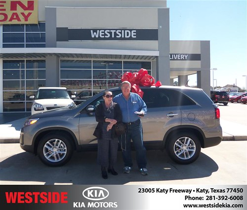 Happy Birthday to Terry Winterboer  from Guzman Gilbert and everyone at Westside Kia! by Westside KIA