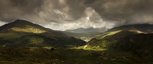 The Drama of Snowdonia